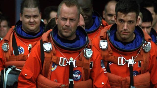 Armageddon en  televisión: ¿Bruce Willis  salvaría la Tierra?