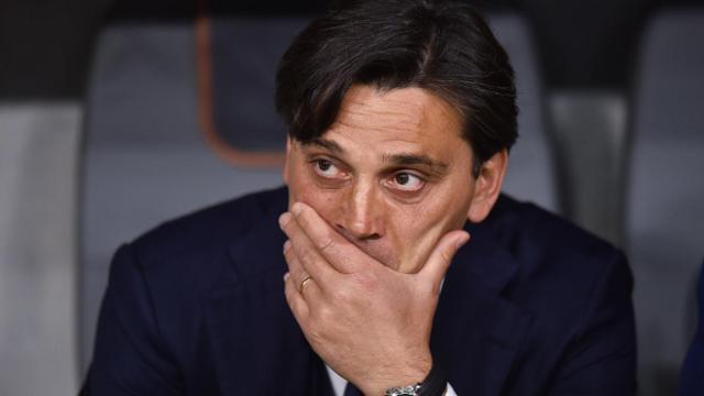 Despido de Vincenzo Montella DT del Sevilla FC