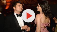 Katy Perry y Orlando Bloom regresaron y lo hicieron de una manera muy romántica