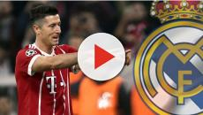 Real Madrid interesado en Lewandowski