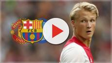 Rumores de fichajes del Barcelona sorbre Kasper Dolberg