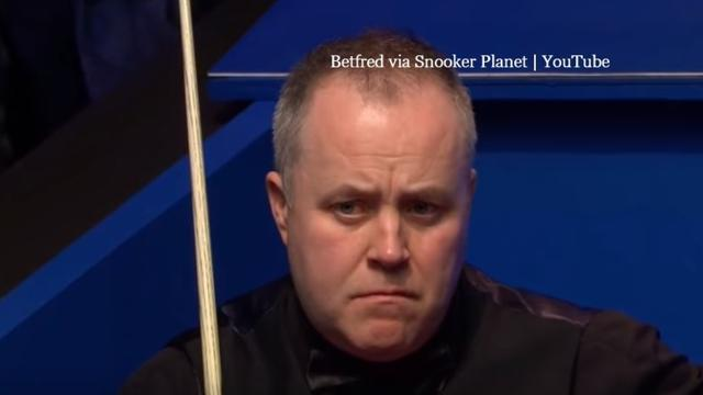 John Higgins snares the fourth 146 in Crucible history, at Betfred World Snooker