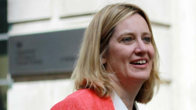 Deportation scandal forces Amber Rudd to resign in disgrace