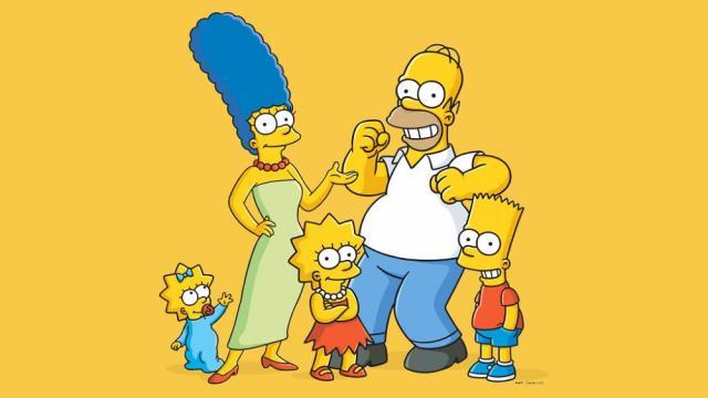Los Simpson superan el récord de televisión de 43 años