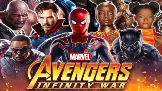 Big,Taller, Avengers: estos discos han roto el estreno teatral de Infinity War