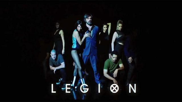Legion: La acción está sobrevalorada en la serie como sea.