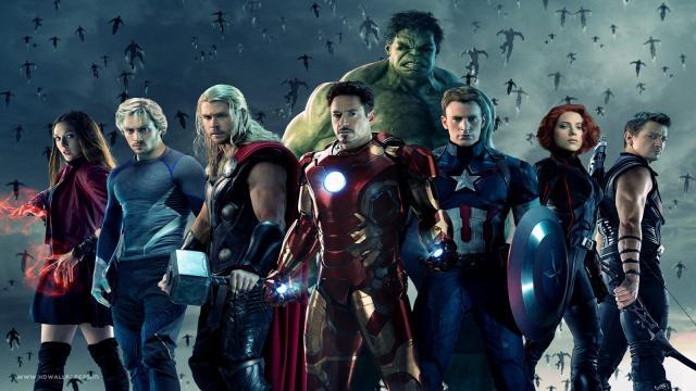 'MCU' Estos actores son casi superhéroes en la película Infinity War