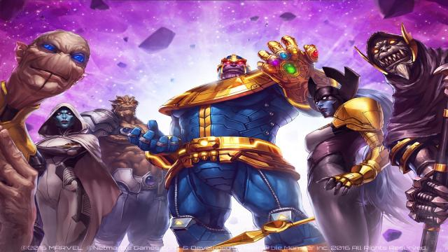 Avengers 3: Infinity War: los secuaces de Thanos