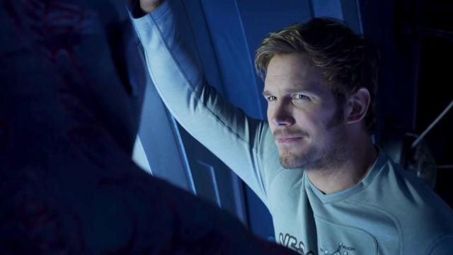 La increíble historia de Chris Pratt Hypes en Guardianes de la Galaxia