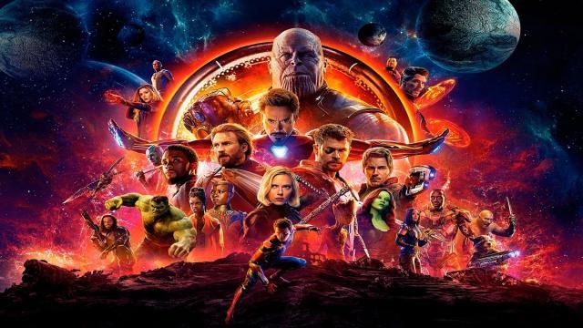 Infinity War: quizás el inicio más exitoso de la historia