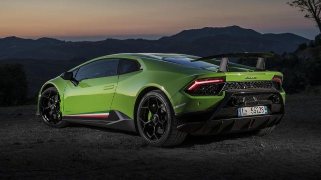 Lamborghini se vuelve hermosa en China: presentó tres excelentes modelos