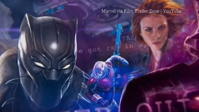 'Avengers: Infinity War' breaks box office records on first weekend