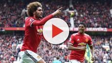 Manchester United levanta a sua torcida em clássico