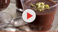 Recipe for dark chocolate mousse