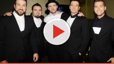 NSYNC reunites for the Hollywood Walk of Fame star reveal