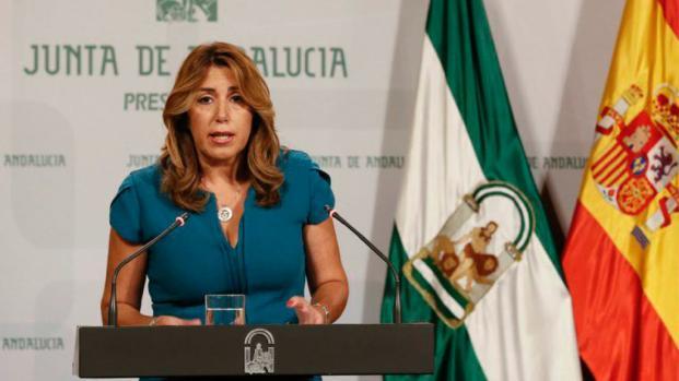 Consternación en el PSOE tras la humillación que ha recibido Susana Díaz