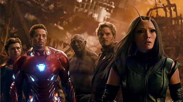 Incluso The Avengers: Infinity War Stars se preguntan dónde está Ant-Man