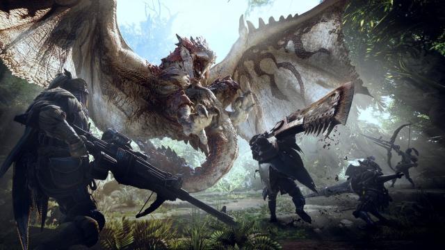 Monster Hunter: World es un videojuego perteneciente al género de rol y acción