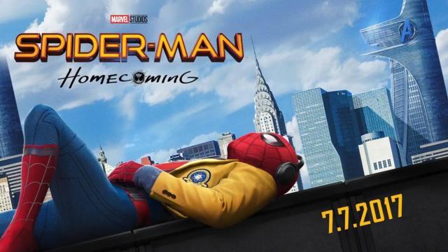 Spider-Man: Homecoming: Un héroe más humilde