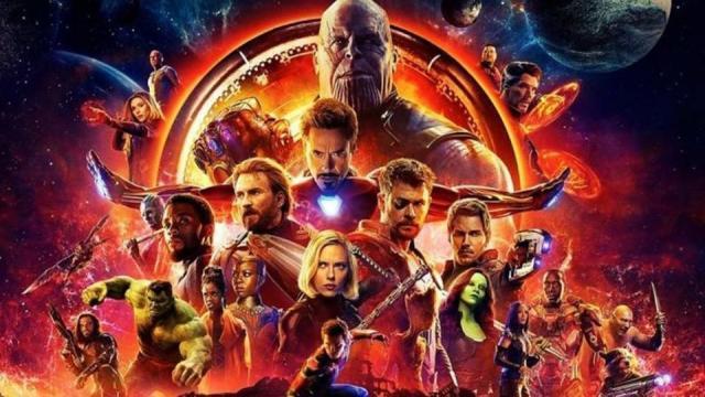 Infinity War, finalmente se puede tomar el MCU en serio