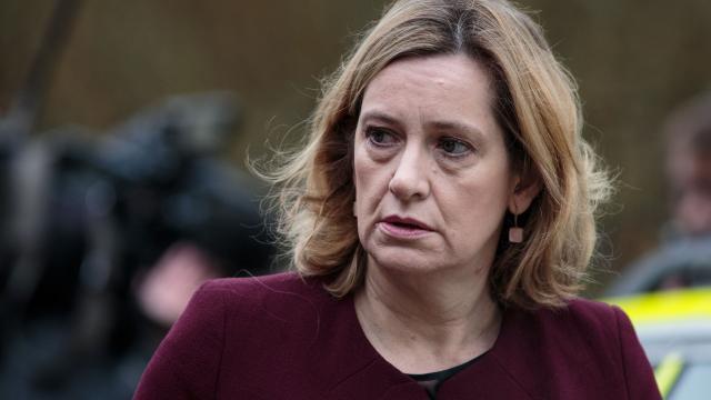 Amber Rudd enfrenta una nueva presión sobre los objetivos de inmigración