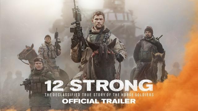 12 Strong mantiene una tradición de películas militares patrióticas