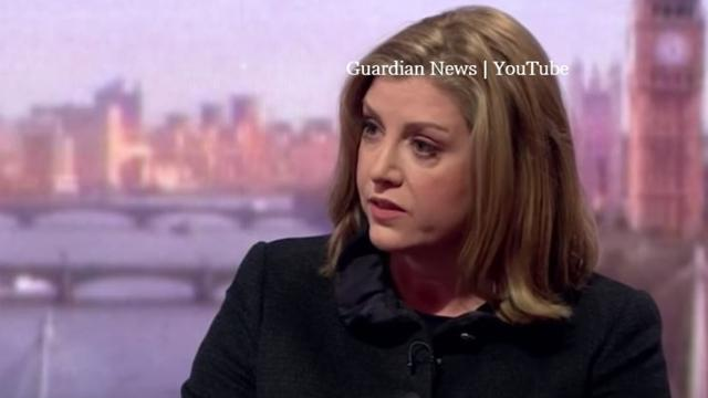 Penny Mordaunt will take over Amber Rudd's women and equalities brief
