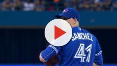 MLB: Pitcher mexicano Aarón Sánchez se aferran a la victoria contra los Mellizos