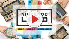 Nintendo Labo permite a los niños explorar la creatividad de una manera digital