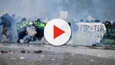 1er mai à Paris: 109 personnes placées en garde à vue