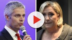 Wauquiez et Le Pen critiquent le gouvernement