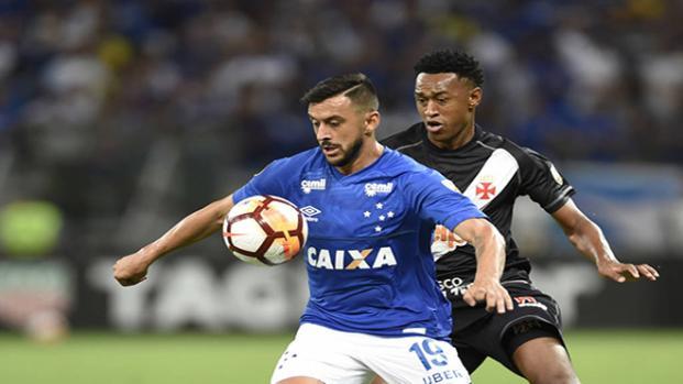 Vídeo: Vasco x Cruzeiro, transmição da Libertadores ao vivo na TV e online