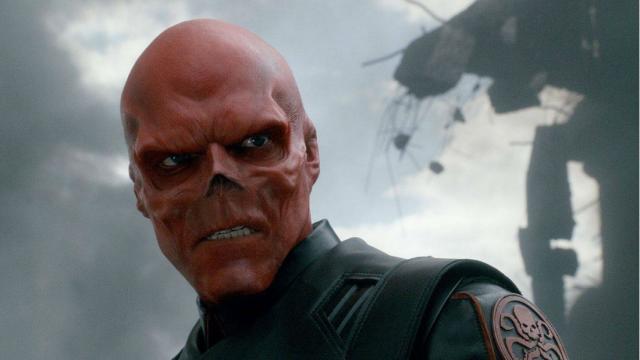 Avengers 4: ¿Volverá Red Skull?