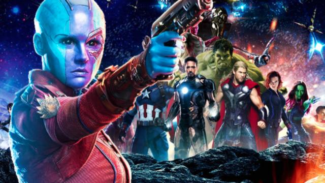 Avengers Infinity War: ¿Quién es Nebula?
