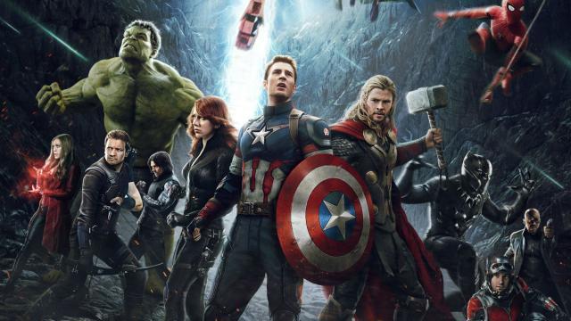 Avengers: Infinity War valió la espera de 10 años