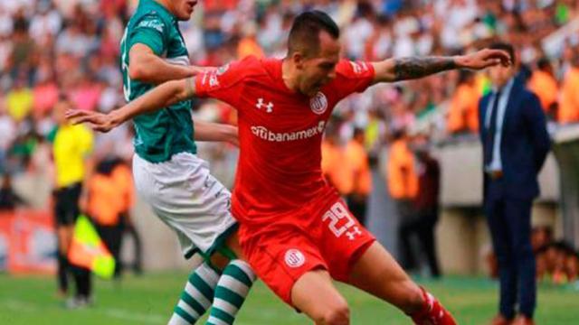 Los diablos rojos de Toluca son los favoritos de ganar la liga