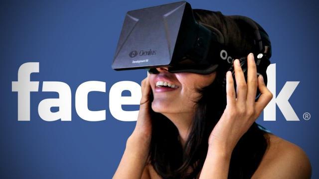 Detalles resaltantes sobre Oculus y Facebook