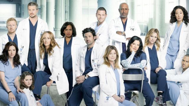Grey's Anatomy: ¿un doctor con un tumor? Eso nos parece familiar
