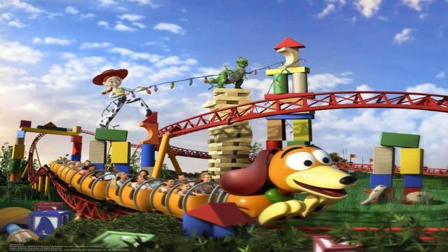 Nuevas fotos de Toy Story Land ofrecen la mejor apariencia