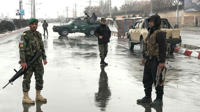 Doble ataque en Kabul: 49 víctimas incluyendo 9 periodistas