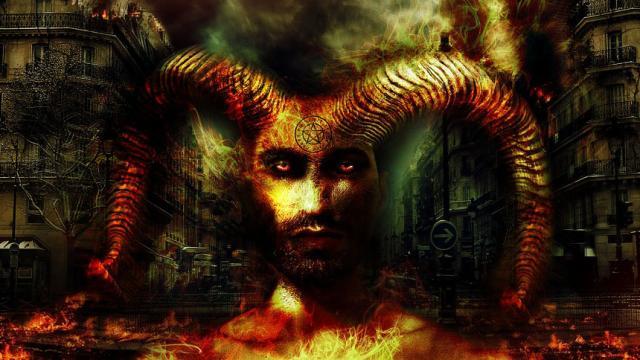 Súcubo: Demonios con Aspecto Femenino
