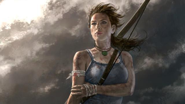 Lanzamiento del nuevo juego 'Tomb Raider'