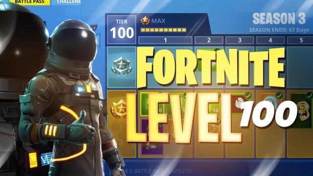 Aquí está la recompensa del desafío de nivel 100 para Fortnite