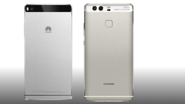 Los telefonos Huawei P10 y LG G6: ya son ¡oficiales!