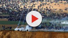 Gaza: ancora scontri tra palestinesi e israeliani