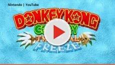 'Donkey Kong Tropical Freeze' is a great game full of tense sequences and levels