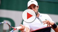 Tennis-ATP : Jérémy Chardy triomphe au mental face à Lajovic