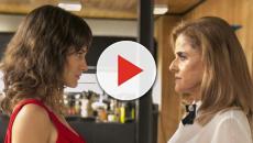 Bianca Bin e Marieta Severo teriam brigado nos bastidores da Globo