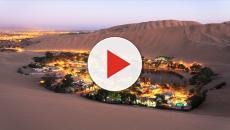 Huacachica un paraíso en el centro del desierto en Perú