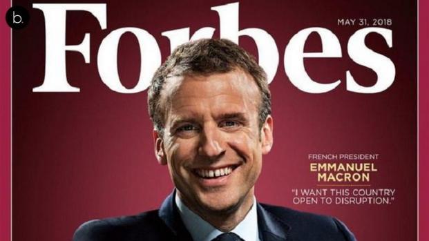 Emmanuel Macron annonce la suppression de l'Exit Tax